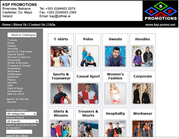 f4dac22d4d2 Online Catalogue from KSP Promotions