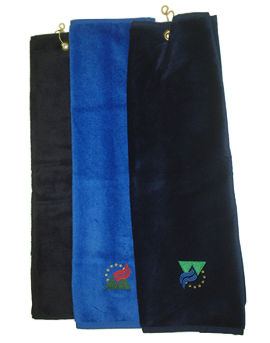 custom logo embroidered towels from KSP Promotions